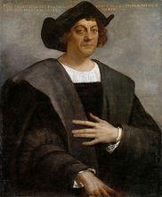 1519年的哥伦布画像